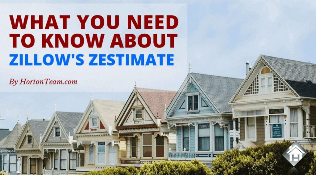 What you need To know about Zillows Zestimate