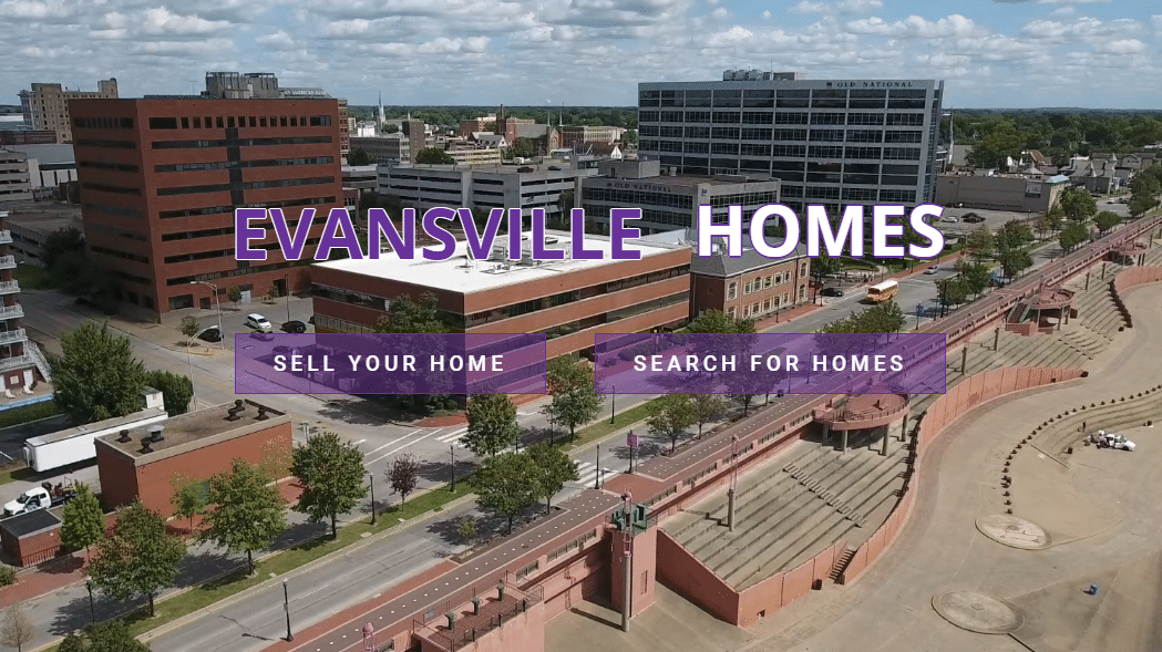 new evansville homes website service for home buyers and home sellers